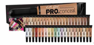 LA Girl Pro Conceal Box - Holy Grail