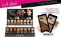 LA Girl Pro Contour Powder/Cream Display - 192pcs