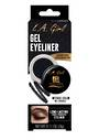 LA Girl Gel Eyeliner - Black Cosmic Shimmer