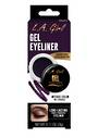 LA Girl Gel Eyeliner - Raging Purple