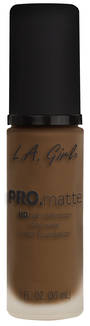 LA Girl Pro Matte Foundation - Cappuccino