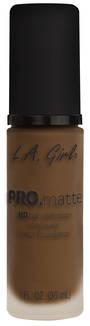 LA Girl Pro Matte Foundation - Cappuccino