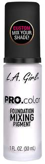 LA Girl Pro Matte Foundation - White