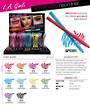 LA Girl Shockwave Neon Liner Display - 120pcs
