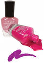 LA Girl Diamond Lacquer - Rubellite