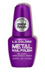 LA Colors Metal Nail Polish - Violet Vixen