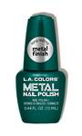 LA Colors Metal Nail Polish - Jaded