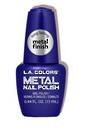 LA Colors Metal Nail Polish - Glacier