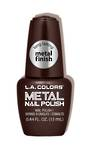 LA Colors Metal Nail Polish - Molten