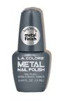 LA Colors Metal Nail Polish - Metallica