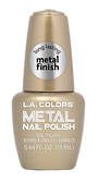 LA Colors Metal Nail Polish - Bubbly