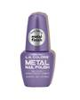 LA Colors Metal Nail Polish - Majestic