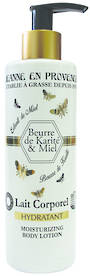 Shea Butter & Honey Body Lotion 250ml