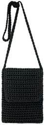 Cafe Crossbody Crochet Bag Display - 12pcs