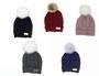 Britts Knits Plush Knit Hat Pack - 24pcs