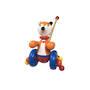Wooden Push Along Toy - Fox