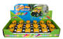 Big Wheel School Bus Display - 12pcs