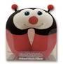Ladybug Design Neck Pillow
