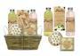 Women's Fresh Therapy Straw Basket Gift Set 5pc