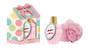 Women's Bellisimo Shower Gel & Bath Puff Set