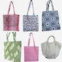 Cotton Shopping Bag - Pack 12pcs
