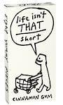 Chewing Gum (20pcs) - Life Isn't That Short