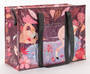 Shoulder Tote Bag - Flamingo