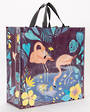 Blue Q Shopper - Flamingo