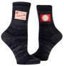 Blue Q Tag Socks - Probably A Genius Small/Medium