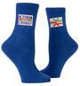 Blue Q Tag Socks - Multitaskmaster Small/Medium