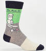 Blue Q Men's Socks - Mr Fix It