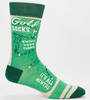 Blue Q Men's Socks - Golf Socks