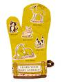 Oven Mitt - Learn Your Baby Animals