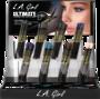LA Girl Ultimate Auto Eyeliner Display - 96pcs