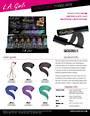 LA Girl Volumatic Mascara Display - 63pcs