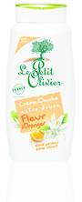 Le Petit Olivier Shower Cream 500ml - Orange Blossom