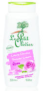 Le Petit Olivier Shower Cream 500ml - Rose