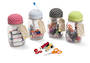 Sewing Kit 12pc Mason Jar
