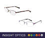 Insight Optics Men's Reading Glasses $29.95