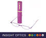 Insight Optics Tube Reading Glasses Unisex $19.95