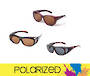 Aspect Polarized Window Frame Sunglasses  for Women $39.95