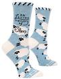 Blue Q Socks - In Loving Memory Of Sleep