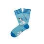 Two Left Feet Kids Socks Surf Dog Medium/Large