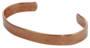 Copper Bracelet - Plain 10mm
