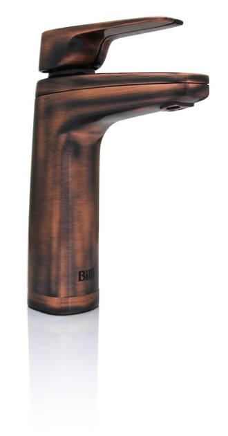XL Levered Dispenser, Florentine Bronze
