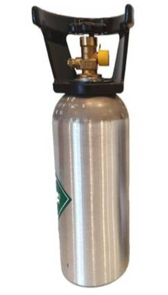 41028 - C02 CYLINDER - REFILLABLE 2.5KGS