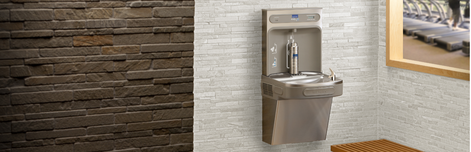 B40 Drinking Fountain-Gym-204