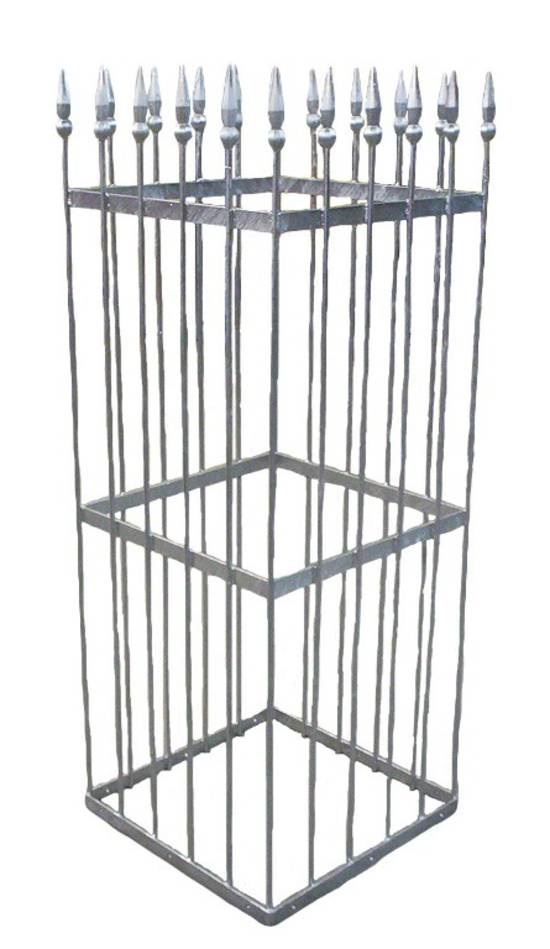 Wrought Iron Tree Protector