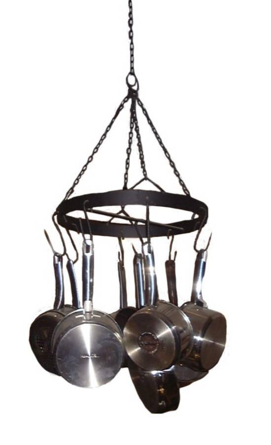 Kitchen Pot Hanger - round