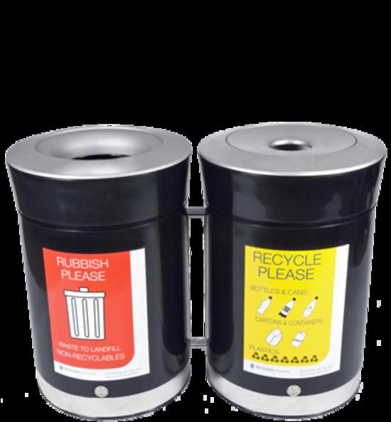 Olympian Recycle Duo